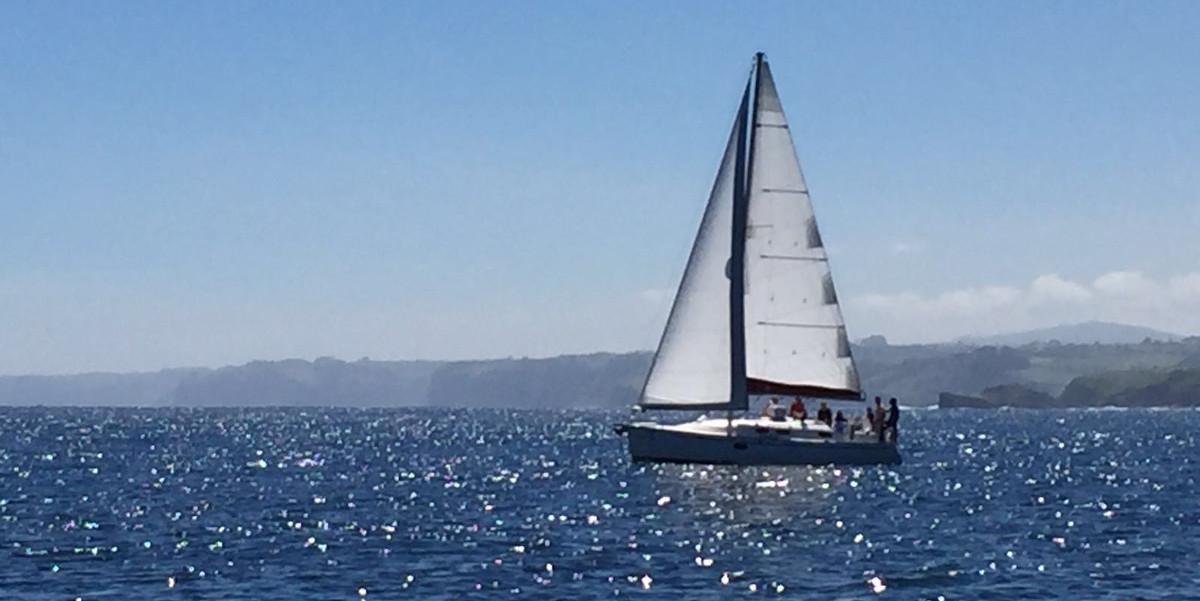 charter barco gijon paseos velero alquiler